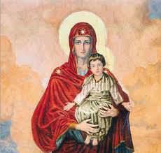 pictura Maica Domnului